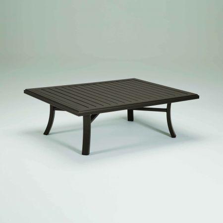 Tropitone Banchetto 54x42 Rectangular Coffee Table