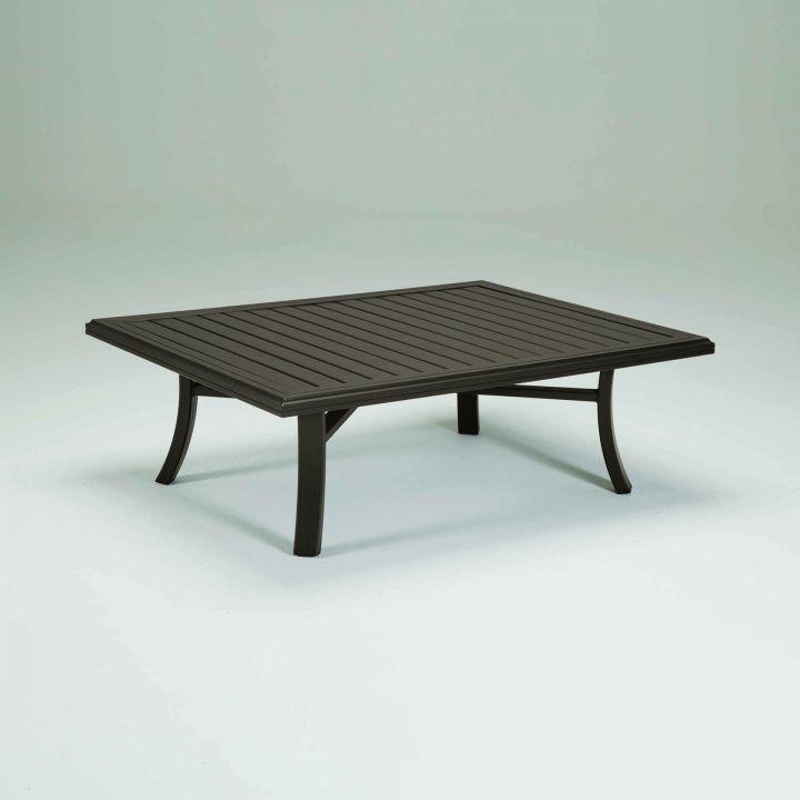 Tropitone Banchetto 54×42″ Rectangular Coffee Table