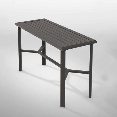 Tropitone Banchetto 60x24 Rectangular Console Table