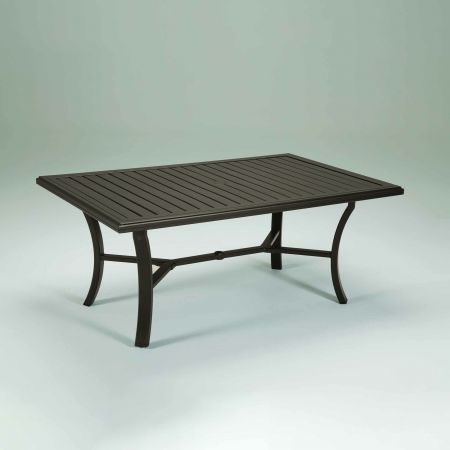 Tropitone Banchetto 66x42 Rectangular Dining Table
