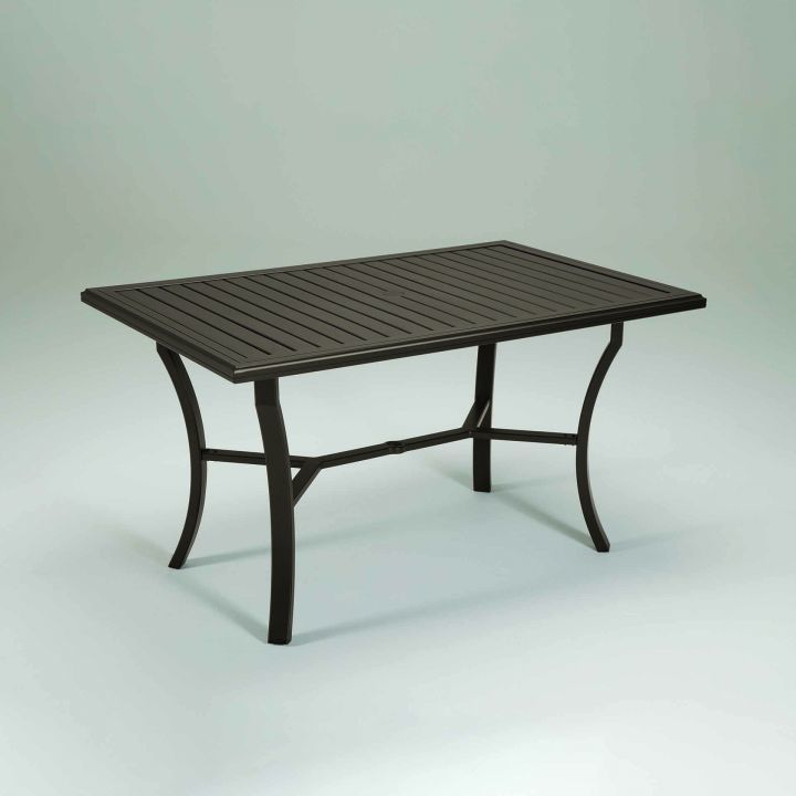 Tropitone Banchetto 66×42″ Rectangular Gathering Table