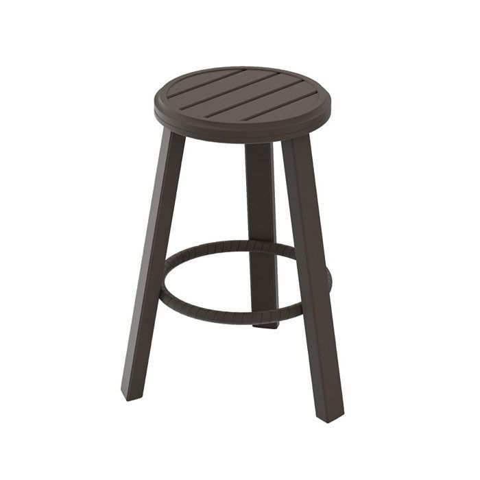 Tropitone Banchetto Backless Bar Stool Leisure Living