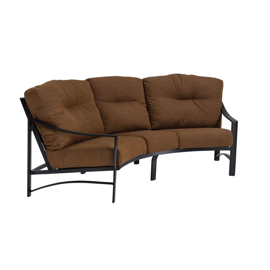 Tropitone Kenzo Cushion Crescent Sofa Leisure Living