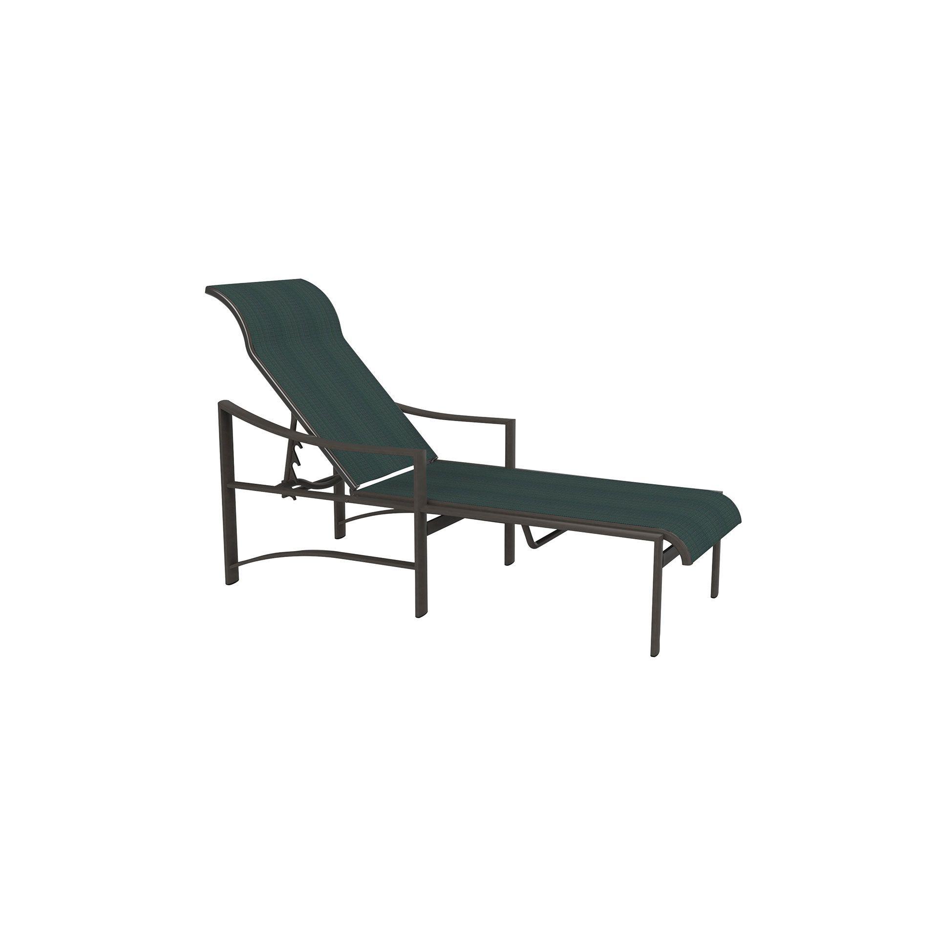 Tropitone Kenzo Sling Chaise Lounge Leisure Living