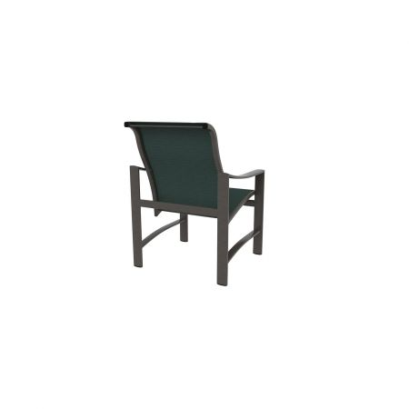 Tropitone Kenzo Sling Dining Chair- Back View