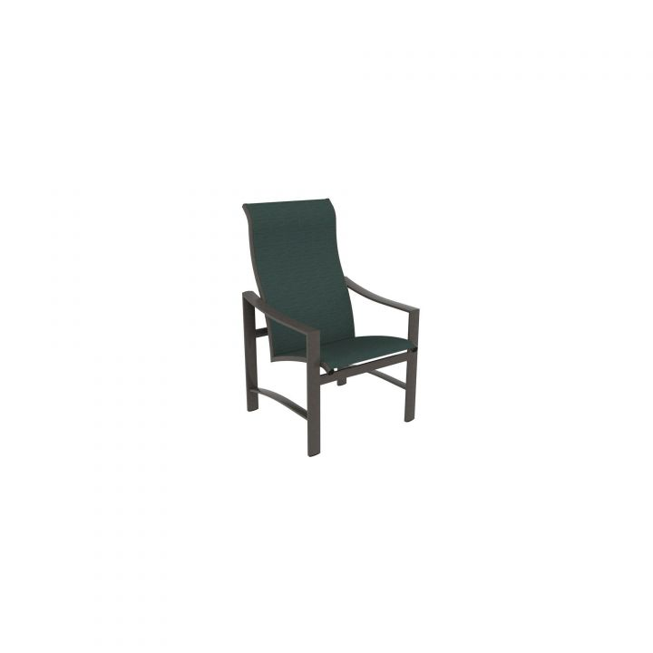 Tropitone Kenzo Sling High Back Dining Chair