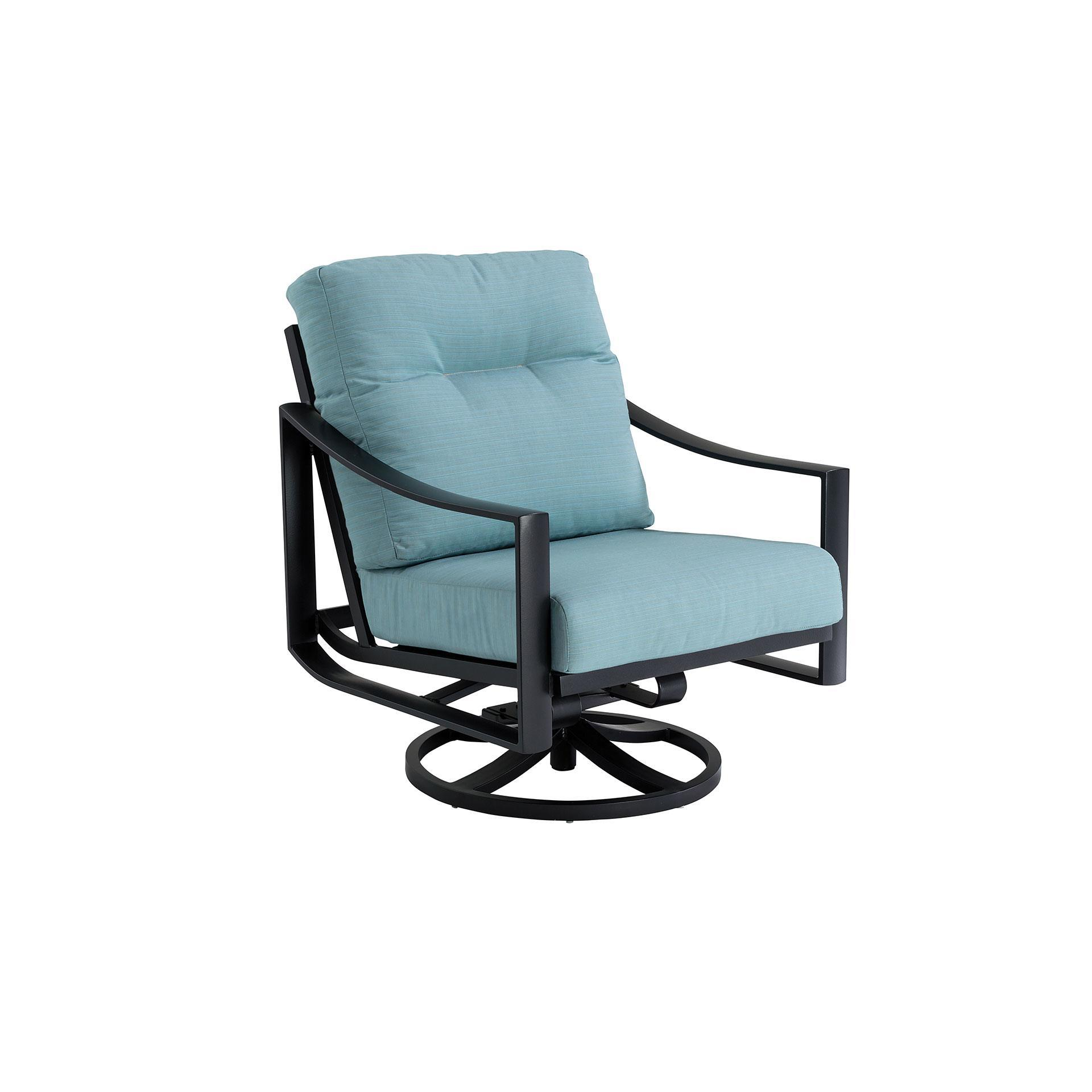 Tropitone Kenzo Cushion Swivel Action Lounger Leisure Living