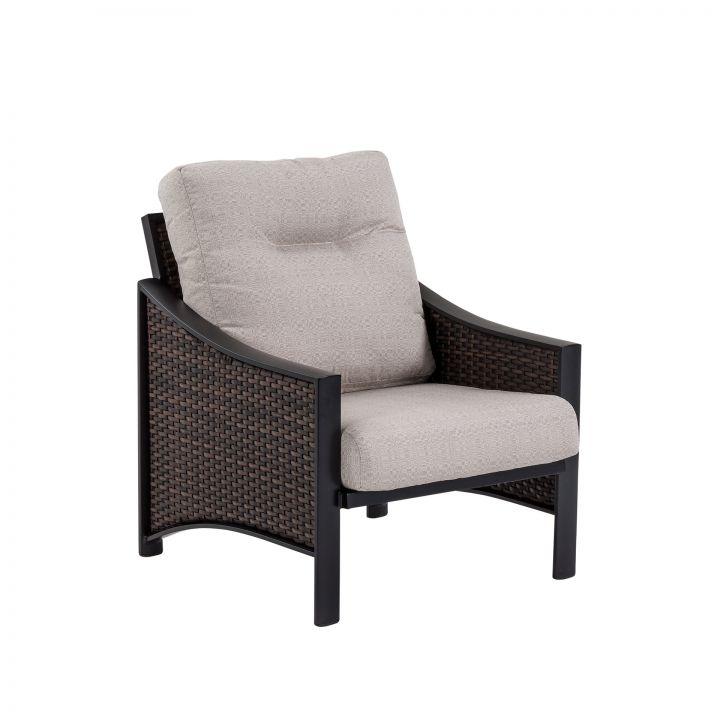 Tropitone Kenzo Woven Lounge Chair