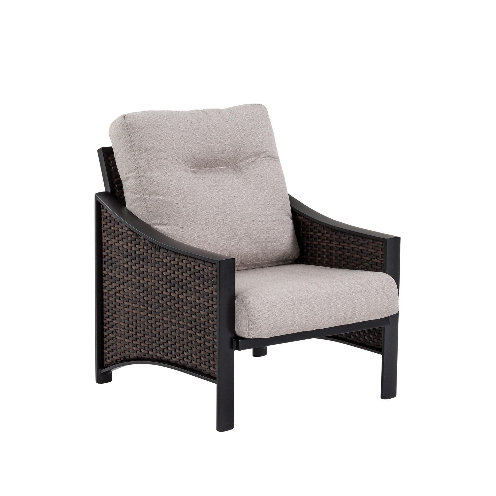 Tropitone Kenzo Woven Lounge Chair Leisure Living