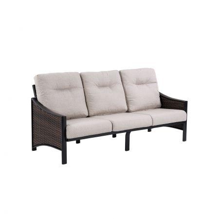 Tropitone Kenzo Woven Sofa