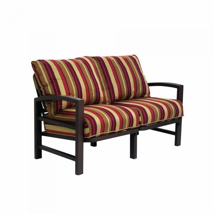 Tropitone Lakeside Cushion Love Seat