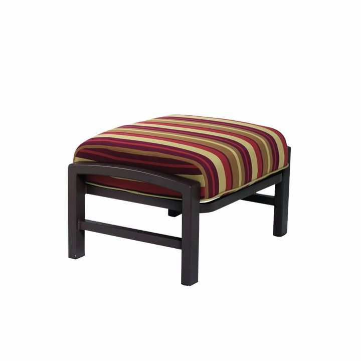 Tropitone Lakeside Cushion Ottoman