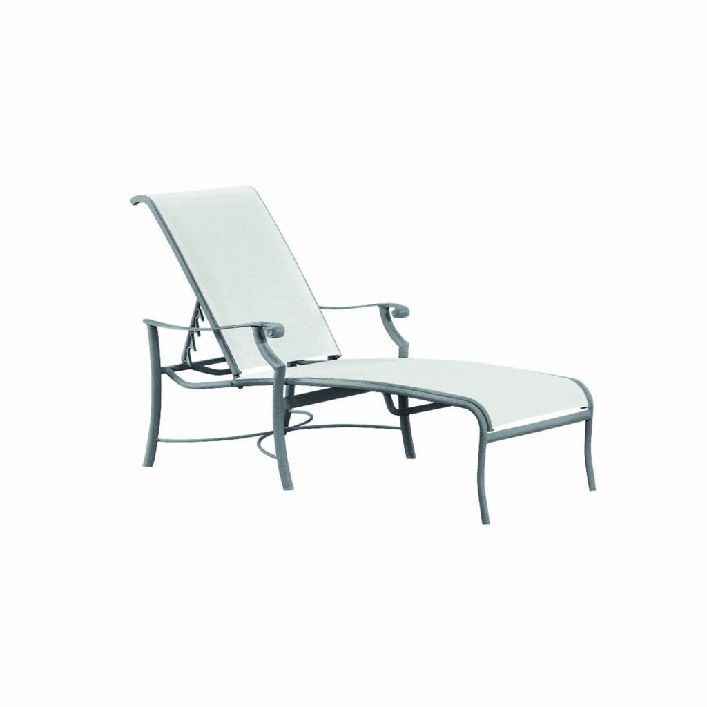 Tropitone Montreux Sling Chaise Lounge Leisure Living
