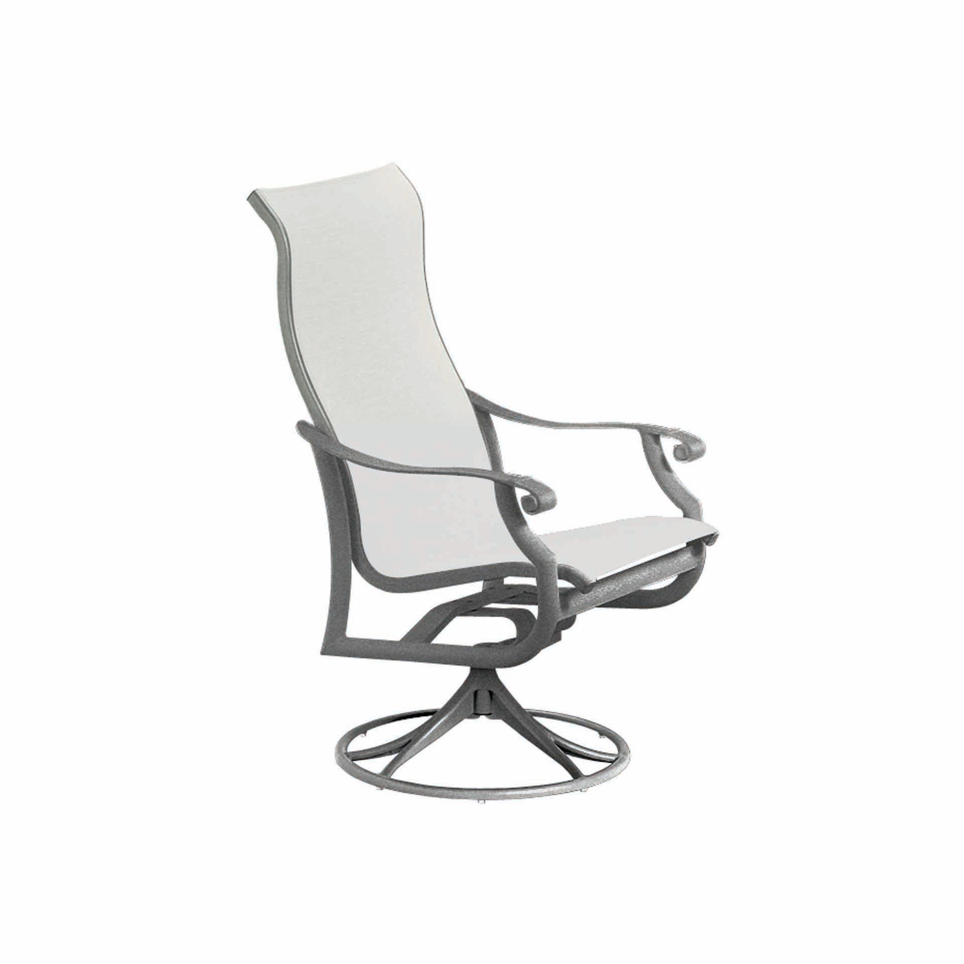 Tropitone Montreux Sling High Back Swivel Rocker Leisure