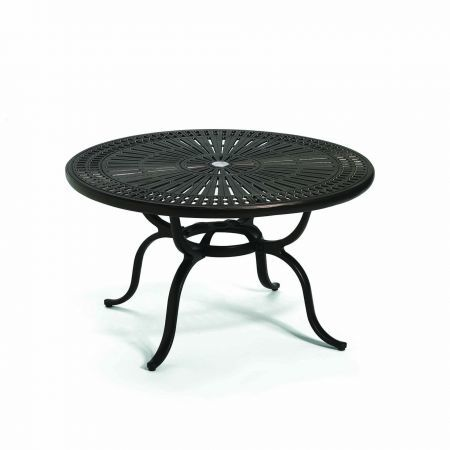 Tropitone Spectrum 43 Round Chat Table
