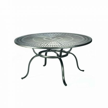 Tropitone Spectrum 49 Round Dining Table