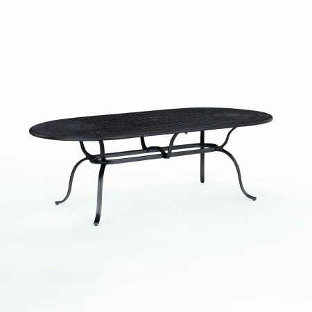 Tropitone Spectrum 85x43 Oval Dining Table