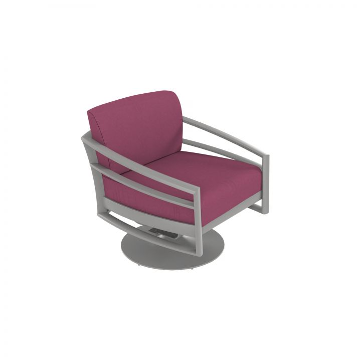 Tropitone KOR Cushion Swivel Action Lounger