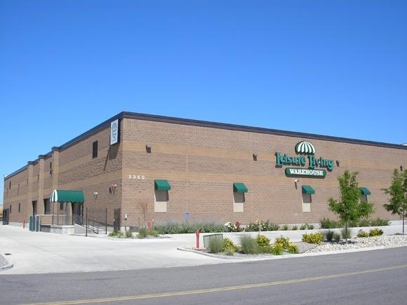 Leisure Living, Inc. Warehouse located in Salt Lake City, UT