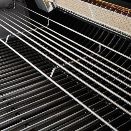 Warming Rack Offered On All Summit Gas Grills