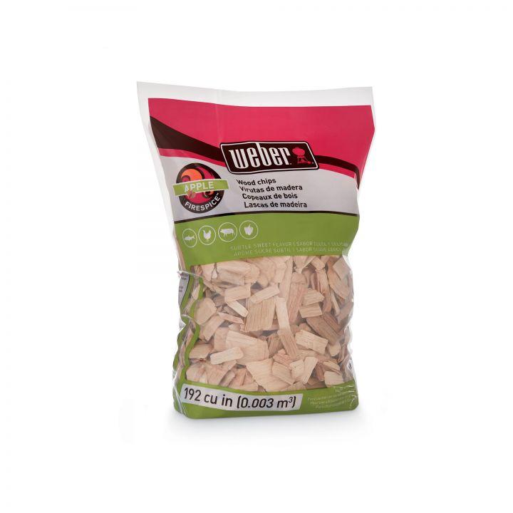 Weber Apple Wood Chips