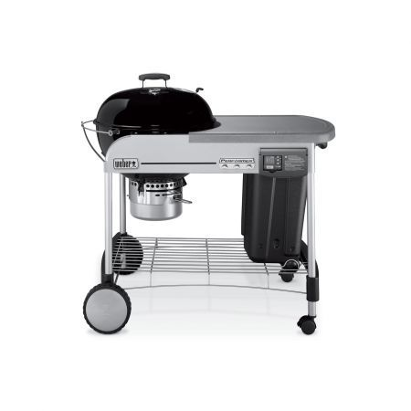 Weber Performer Deluxe Charcoal Grill Black