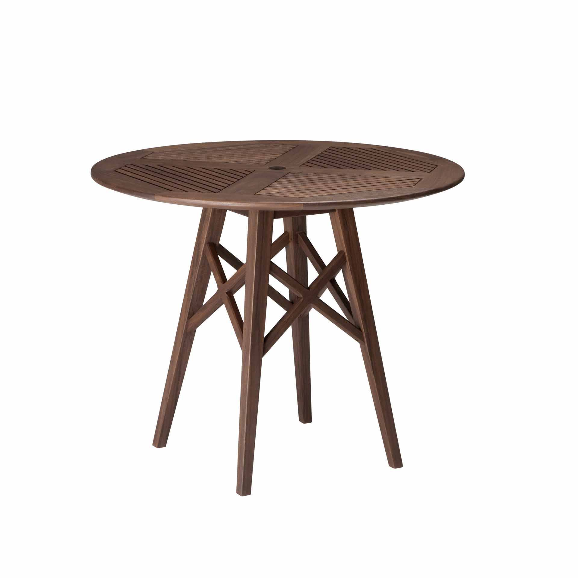Jensen Leisure Opal 35 Quot Round Dining Table Leisure Living