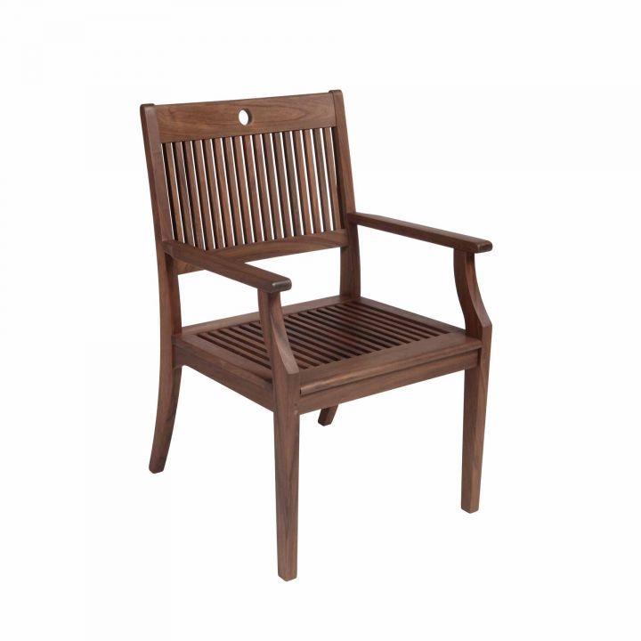 jensen leisure opal dining arm chair