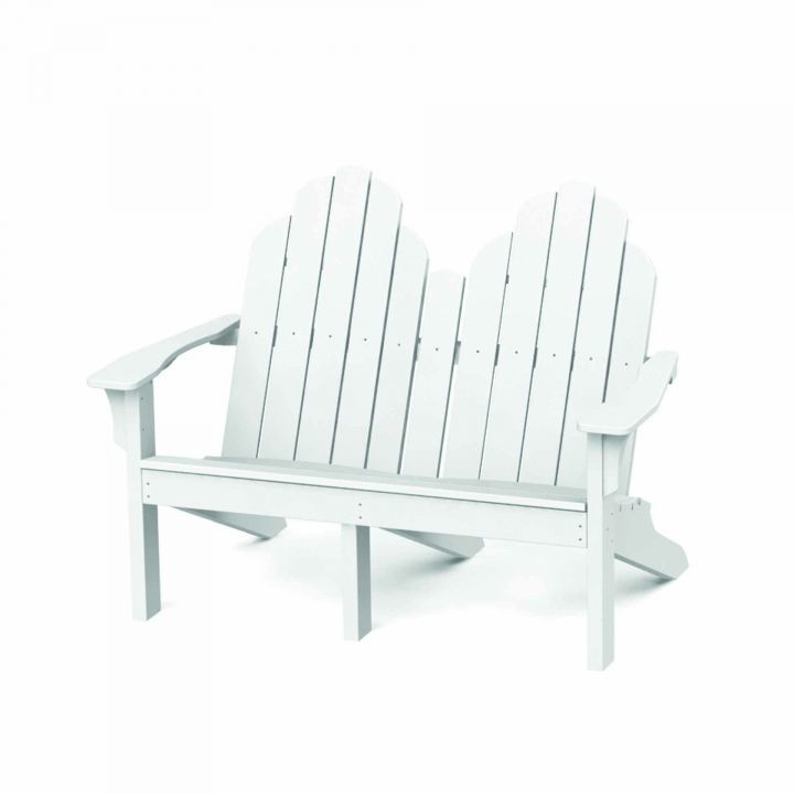 Seaside Casual Adirondack Classic Loveseat