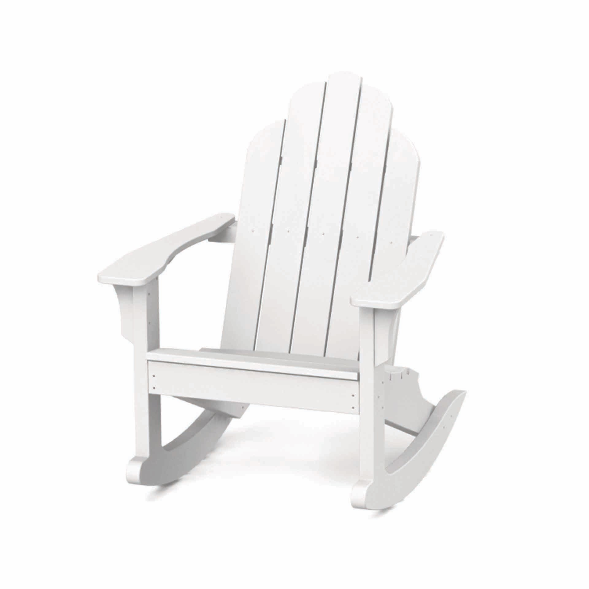 Seaside Casual Adirondack Classic Rocker Leisure Living