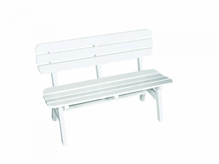 Seaside Casual Portsmouth 5′ Bench