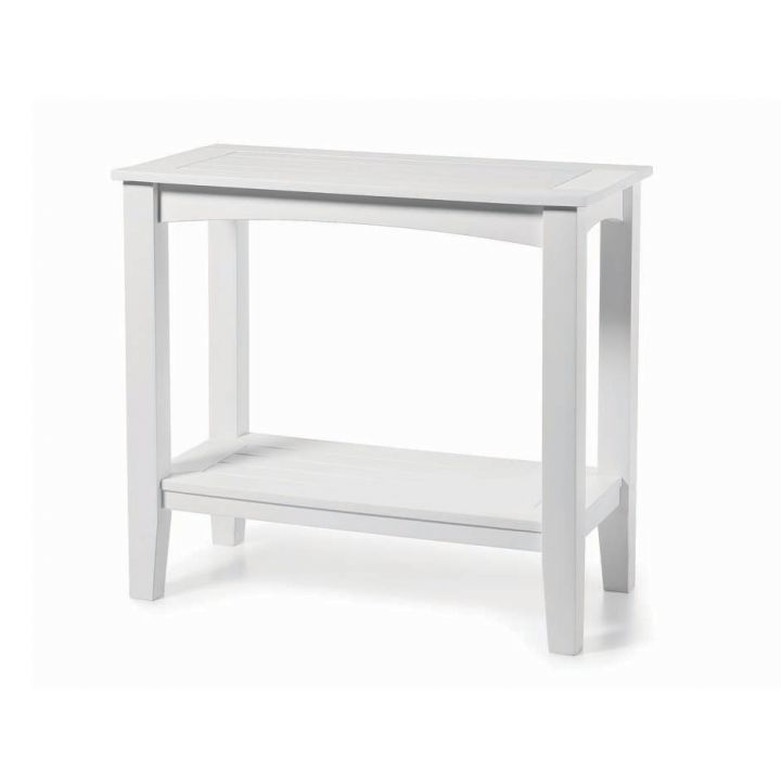 Seaside Casual Windsor 36×19″ Rectangular Console Table